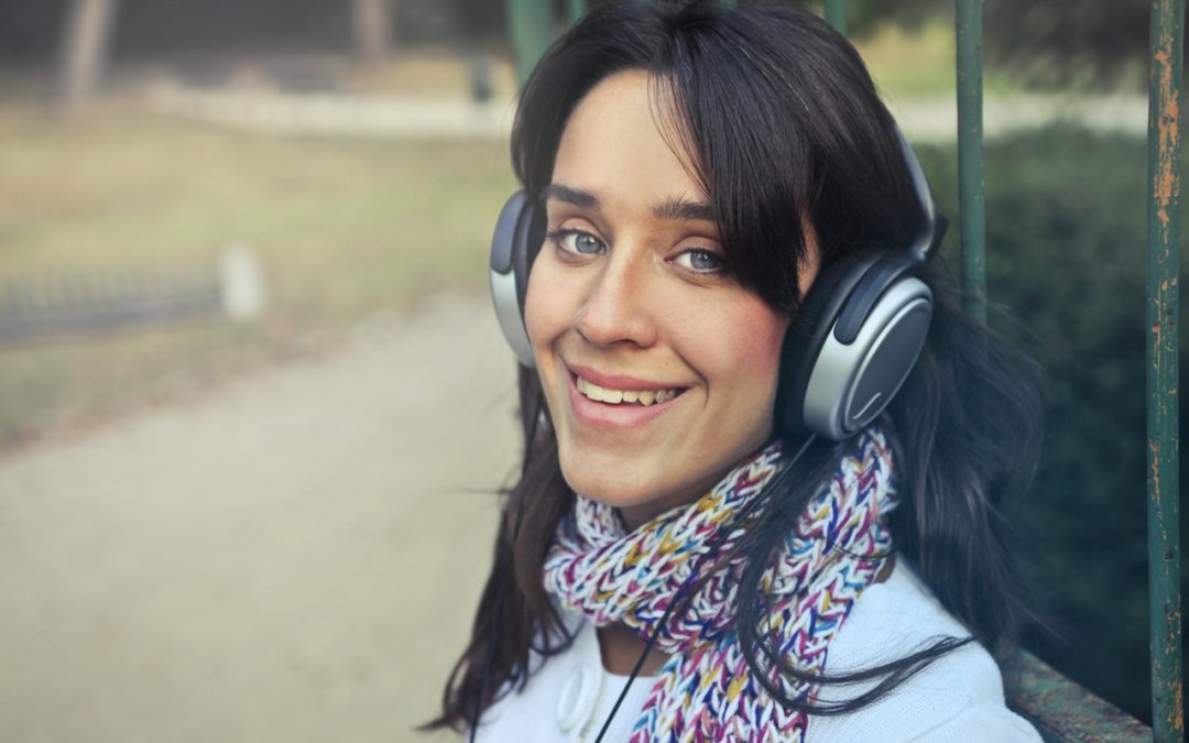 Learn through audio whilst travelling to save time & earn more money!