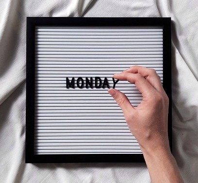 Hate Mondays? Learn how to love them instead.